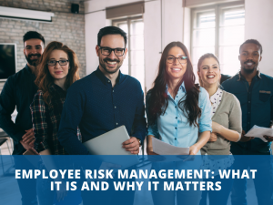 Employee Risk Management is evolving by the day, and so are the techniques to control it. In 2013 a study comprised of 230 board members from numerous organizations cited that reputational risk is one of their highest concerns. This made up for 73% of the overall vote. What's surprising is that this surpasses financial risk which faced an increase of 19% from 2012. The data may sound old, but has steadily seen an increase over the years. With a rise of social media and continuous development of the web, business risks seem to be creeping up from everywhere. So here's the question … can a single social media post or a tweet really make that much of a difference? In short, the answer is yes. So let's define risk management… With danger looming around every corner, one of the most common risk management techniques falls under the role of company insurance policies and risk retention. Sounds simple enough, except for the fact that they're reactive rather than preventative in nature, and oftentimes leave out the most important part of any organization: THE PEOPLE. It sounds like one of those scare tactics that were used in infomercials back in the 90's, but really it's common sense. Put the wrong people in the right position and – BOOM – you have a liability you never saw coming. People risk is that one weak link in the chain, the person who just – doesn't -get – it. Put them in a position of power and it may influence the whole organization, department or team. People risk is often disguised as that one bad hire and an awfully expensive one that too. At QuadraBay we know what that looks like, falsified qualifications, or maybe even experience they never had, perhaps even a company that never existed. In our opinion, a bad hire can jeopardize the success of any organization, big or small. Avoiding People Risk Risk management is having the ability to determine and strategize how you hire the right candidate and where they'll fit in best. It's the ability to minimize the r